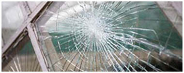 Haywards Heath Smashed Glass
